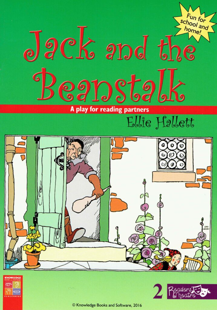 Jack and the Beanstalk - a play for reading partners