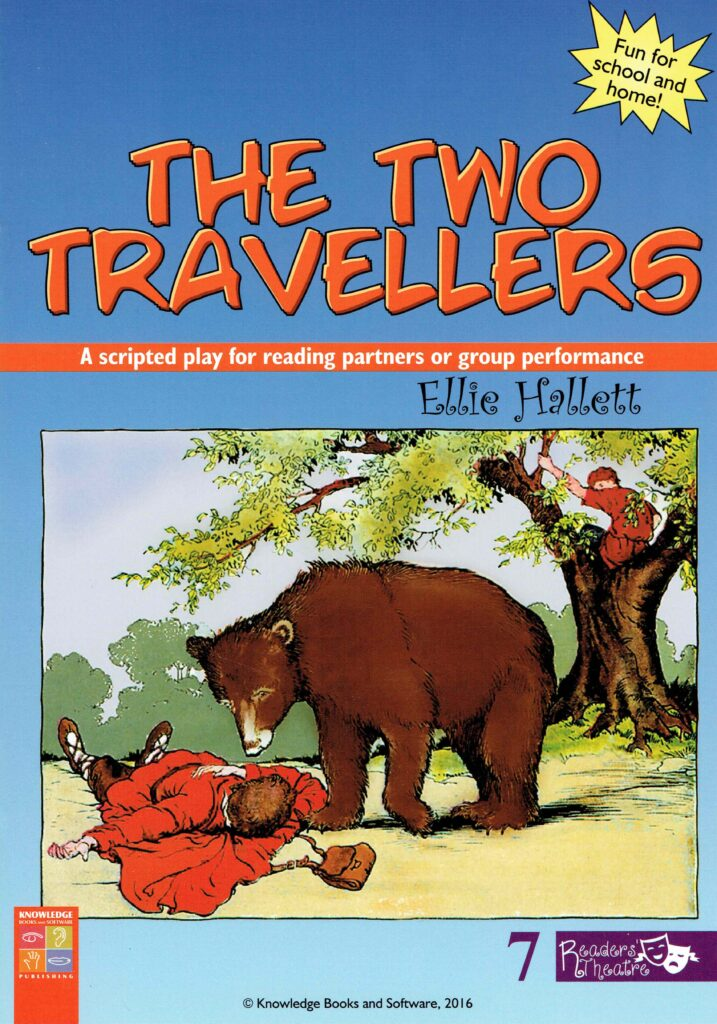 The Two Travellers - a scripted play for reading partners or group performance