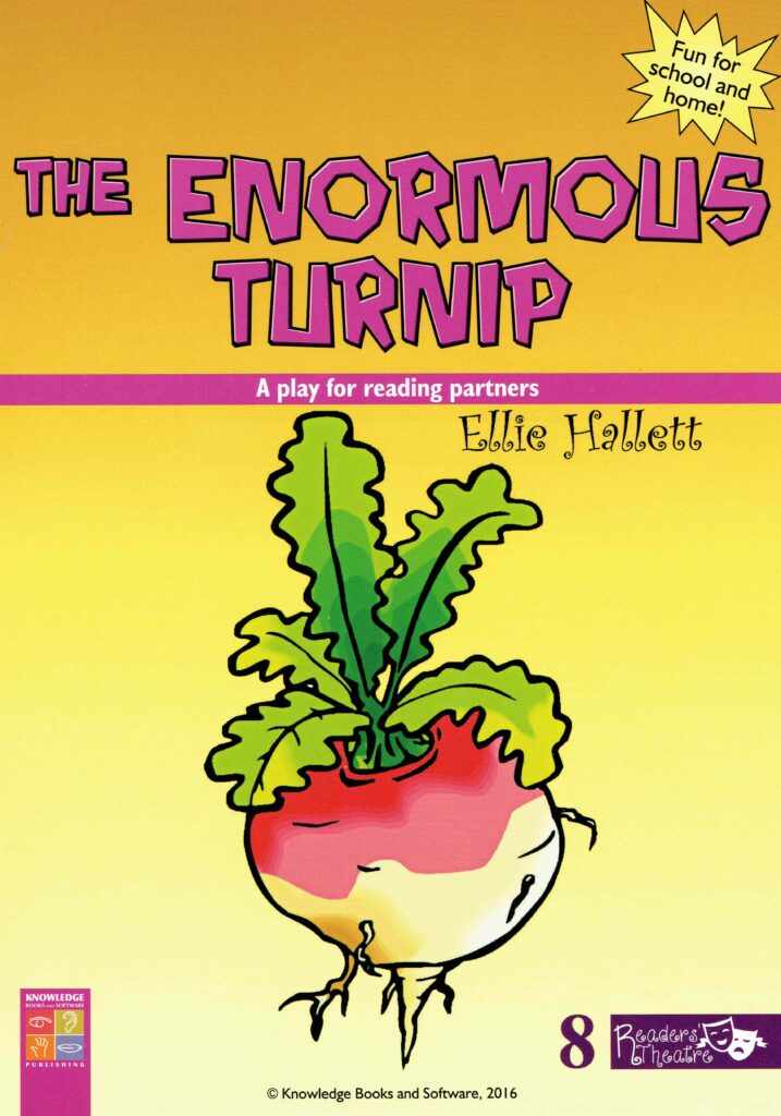 The Enormous Turnip - a play for reading partners