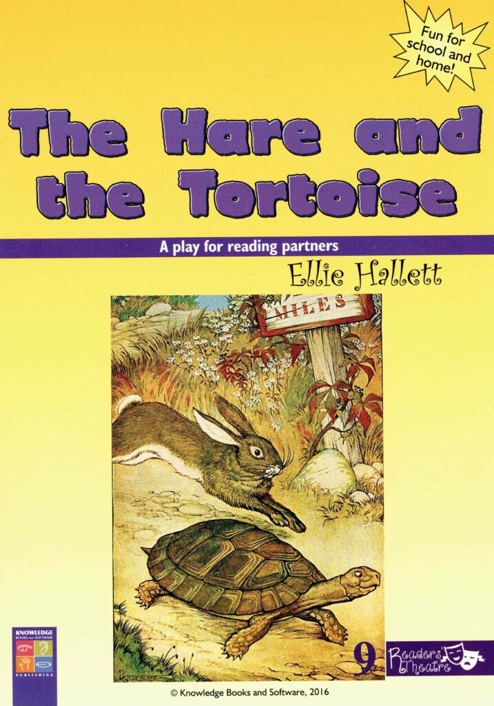 The Hare and the Tortoise - a play for reading partners
