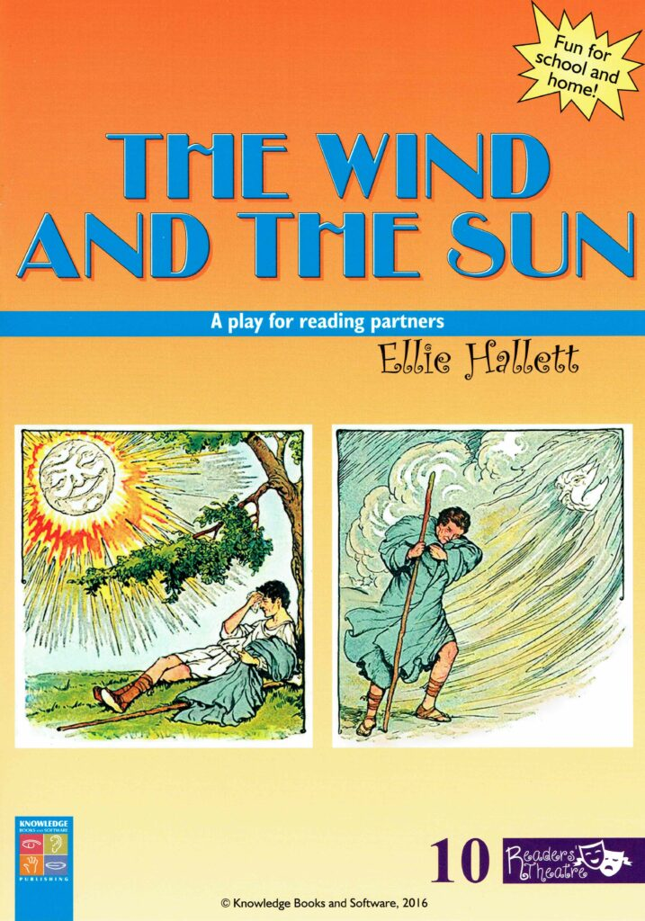 The Wind and the Sun - a play for reading partners